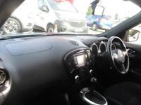 2016 Nissan Juke Acenta 1.6 Auto 5 door Hatchback