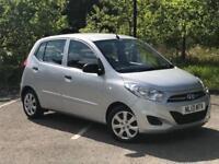 Hyundai i10 1.2 Classic 5dr PETROL MANUAL 2013/13