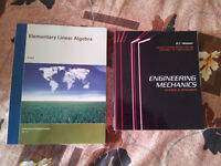 ALMOST BRAND NEW ENGINEERING AND ARTS COLLEGE BOOKS