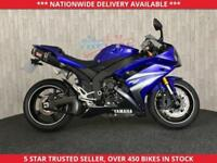 YAMAHA R1 YZF R1 12 MONTH VERY EXAMPLE MOT LOW MILEAGE 2007 57
