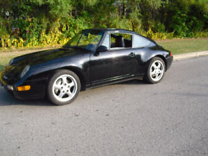 1996 Porsche 911 Coupe (2 door)
