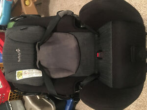 Safety first 3 in 1 car seat