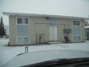 2 bedroom apartment in North Battleford.