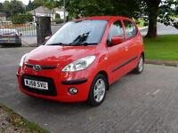 Hyundai i10 1.1 Comfort 2008/58 **Finance from £77.96 a month**