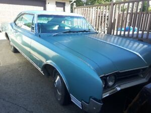 Numbers Matching 1966 Oldsmobile Delta 88 Coupe