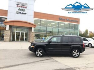 2017 Jeep Patriot High Altitude  LIKE NEW, ACCIDENT FREE, 4WD, H