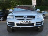 2005 VOLKSWAGEN TOUAREG 5.0 V10 TDI AUTO ESTATE DIESEL