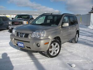 2006 Nissan X-trail SUV, Crossover with New snows