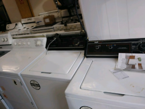 shop is full of reconditioned home appliance at a good price