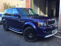 2010 Land Rover Range Rover Sport 3.0 TDV6 HSE COSWORTH RS AUTOBIOGRAPHY KAHN RS