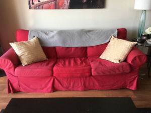 Ikea EKTORP couch