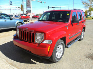 2009 Jeep Liberty Sport North Edition*4X4*HEATED SEATS*SUNROOF*
