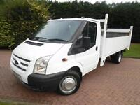 2012 Ford Transit T350 2.2TDCi 125PS LWB DROPSIDE, EXTRA HIGH SIDES, TAIL LIFT