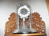 Silver 25 th Anniversary Clock