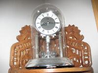 Silver 25 th Anniversary Clock