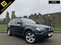 2005 BMW X3 2.0d Sport 4WD **Full Leather - Service History**