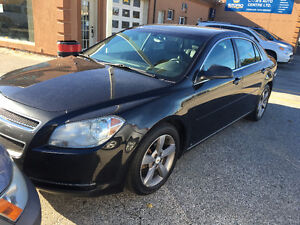 2009 Chevrolet Malibu One Owner With Clean Car-Proof