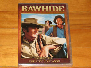 Rawhide: The second season volume 1