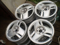 "16"" Alloy rims for sale (5 x100)"