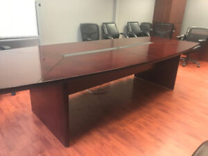 Conference Board Room Table