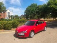 2006 Alfa Romeo 147 1.6 T.Spark Lusso 5 Door Hatchback Red