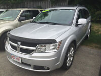 2010 Dodge Journey sxt LOADED SUV, Crossover
