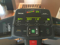 Precor 9.33i Treadmill - Commercial Quality - Only 3 Hrs of Use