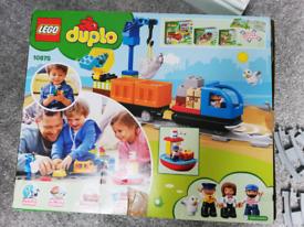 Lego Duplo Cargo Train was £100