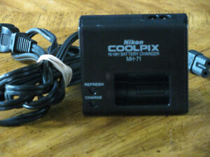 Nikon MH-71 Battery Quick Charger
