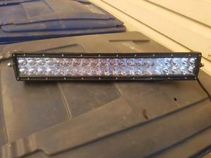 "Rigid 20"" spot/flood light bar"