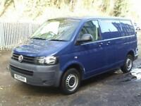 Volkswagen Transporter 2.0 Tdi 84Ps Van DIESEL MANUAL BLUE (2012)