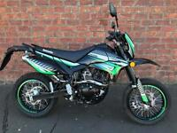 Lexmoto Adrenaline 125 learner legal own this bike for only £11.80 a week