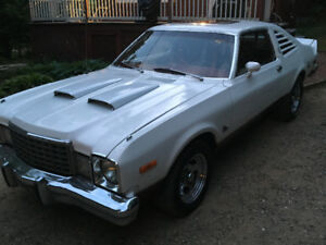 Plymouth Volare ( road runner )