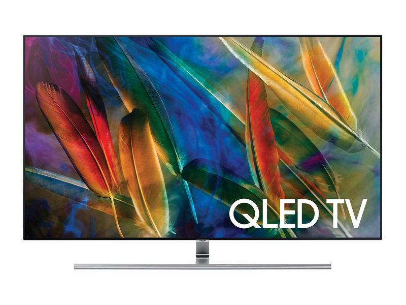 "Samsung 65"" Qled 2017 smart tv QN65Q75FM best Samsung ever"