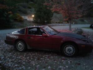 1988 300zx 5 speed