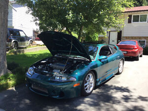 1997 Mitsubishi Eclipse Coupe (2 door) price reduced 4500!$