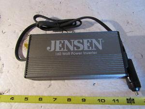 working Jensen power converter
