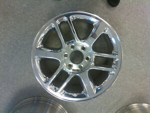 Chevy envoy new factory rims