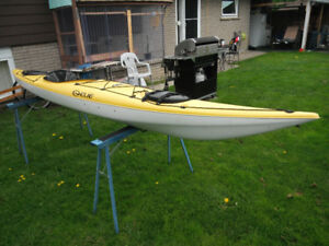 Elie Kayak 14ft sit in - Excellent Condition