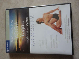 Gaiam Yoga workout fitness DVD Brand new sealed