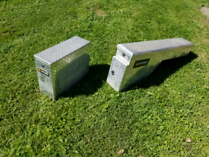 Northern Aluminium Toolboxes with storage drawers