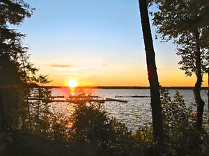 Incredible Lakefront Cottage Lot, 100ft of shoreline