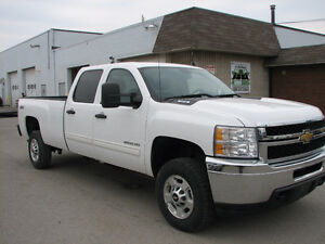 2011 Chevrolet  LT HD 4X4 LONG BOX Pickup Truck 27,900.00
