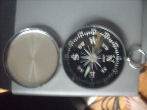 Vintage pocket Compass From the 60s