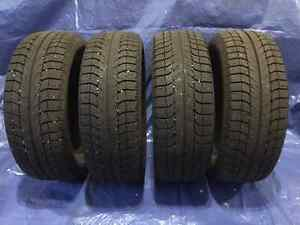 Set of Four Michelin 205/60 R16 X-Ice Xi2 Winter Tires