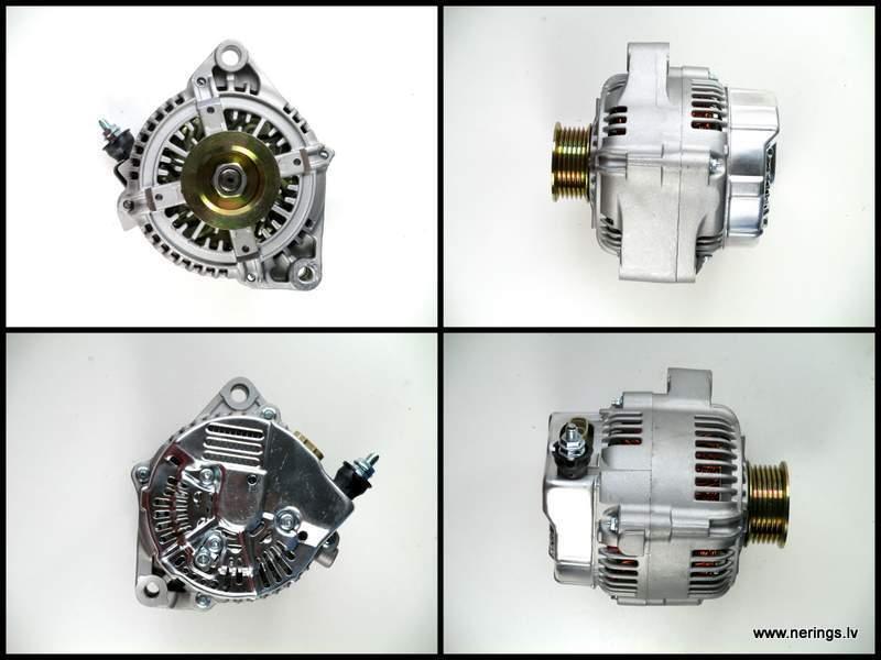 Alternator NEW TOYOTA CAMRY 3.0 V6 / LEXUS GS 300 T3 GS 430 (1996-2006)