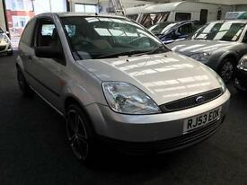 2003 FORD FIESTA 1.25 LX From GBP1750 +Retail package.