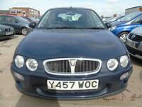 2001 Rover 25 1.4i Impression runs and drives bargain px to clear
