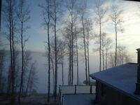 Gregoire Lake Estates Lake Front House For Sale!