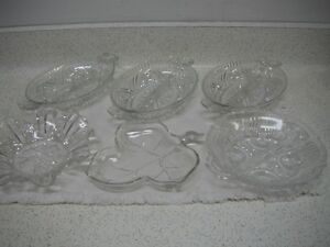 selection of glass dishes Moose Jaw Regina Area image 1